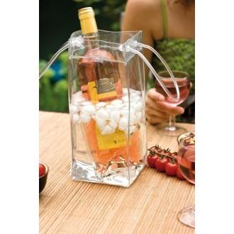 Seau à glace bouteille de vin ou champagne