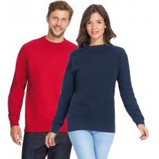 Sweat-shirt mixte 280 g couleur
