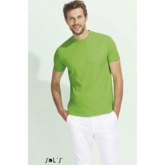 Tee-shirt homme semi-peigné 150 g couleur