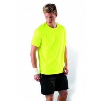 T-shirt respirant homme personnalisé 140 g