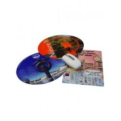 Tapis de souris PVC personnalisé