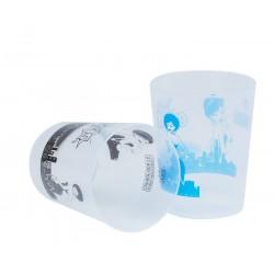 Gobelet réutilisable et personnalisable 10cl