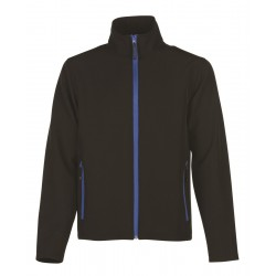 VESTE SOFTSHELL 2 COUCHES FEMME OU HOMME