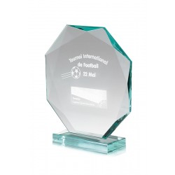 Trophée verre Hampus