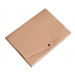 Pochette A4 en carton recyclé