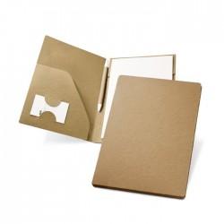 Conférencier carton recyclable Torsten A5