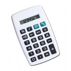 Calculatrice de poche personnalisée