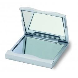 Double miroir carré