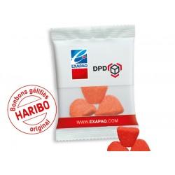 Sachet de 3 fraises Tagada Haribo