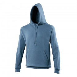 Sweat-shirt à capuche couleur mixte 280 g