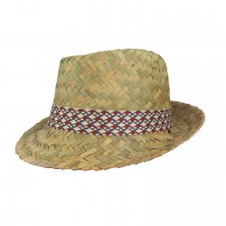 Chapeau de paille Wim