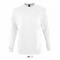 Sweat-shirt mixte 280 g blanc