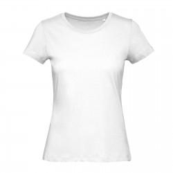 Tee-shirt femme Bio 140 g blanc
