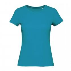 Tee-shirt femme Bio 140 g couleur