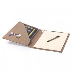 Conférencier carton recyclé Wympie A4
