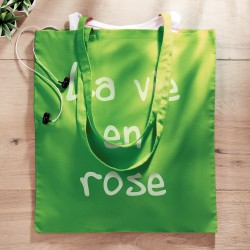 Tote bag coton Festy 180 g