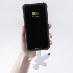 Câble de chargement multi-connecteurs Buddy Eco