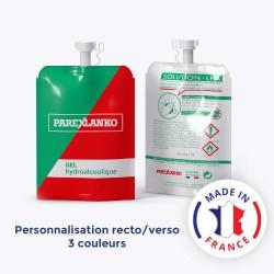 Pochon de lotion hydroalcoolique 25 ml personnalisable