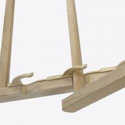 Structure pour chilienne bois