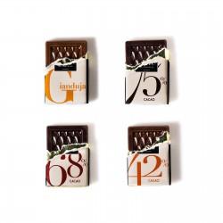 Coffret Élégance 16 carrés Le Petit Carré de Chocolat