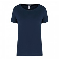 Tee-shirt femme coton peigné biologique 170 g