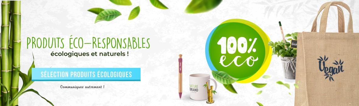 produits écologiques éco-responsables
